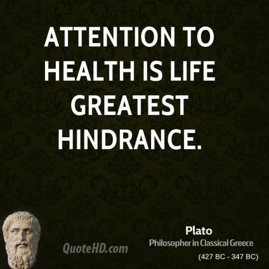 plato-fitness-quotes-attention-to-health-is-life-greatest
